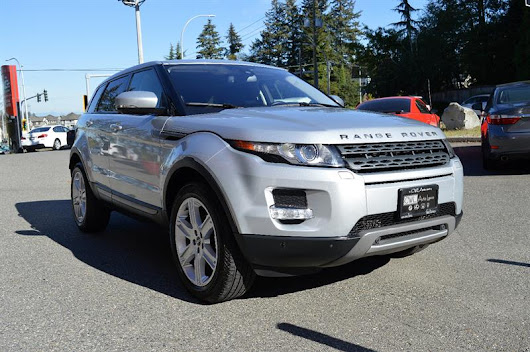 2012 Land Rover Range Rover Evoque Pure Premium / No Accidents Used for sale in Surrey at Cwl Auto