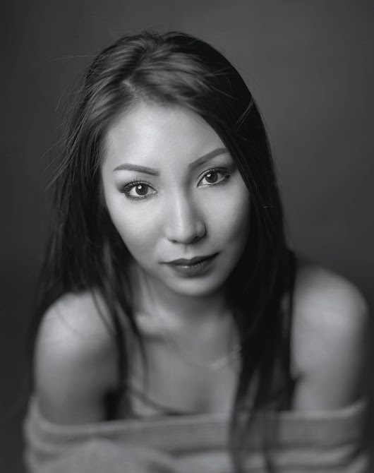 Shooting portraits with Toyo-Sakai view camera on Ilford FP4 and Fuji 160ns 4×5 film.