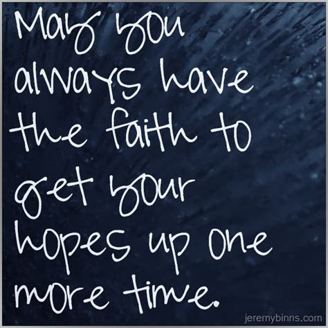 Hopes Up Quotes