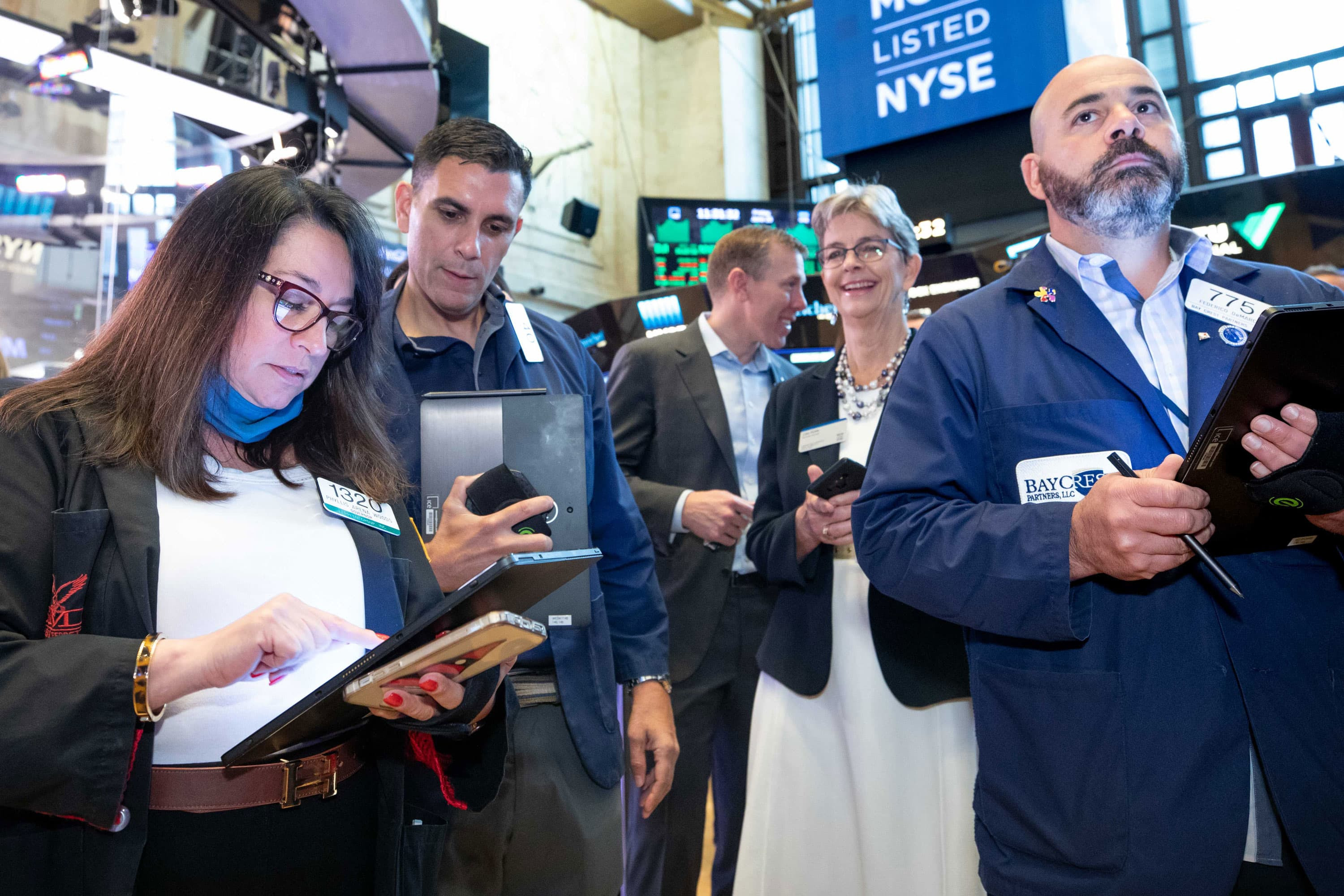 Santoli's Wednesday market notes: Investors buy the dip, but the path for September is uncertain
