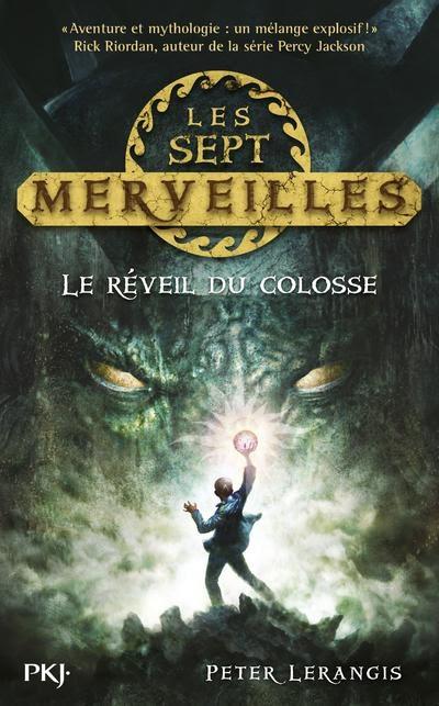 Couverture Les sept merveilles, tome 1 : Le réveil du colosse