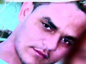 Diego Dias Coelho, de 24 anos, foi morto no Vida Nova em Campinas (Foto: Reprodução EPTV)