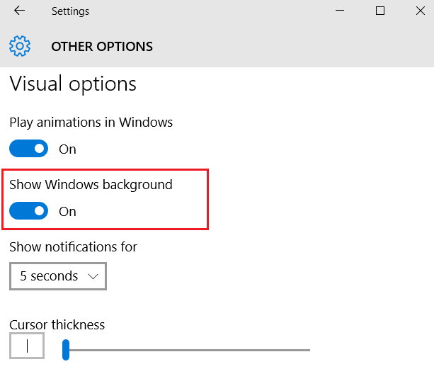 How to Set the Desktop Background Image in Windows 10