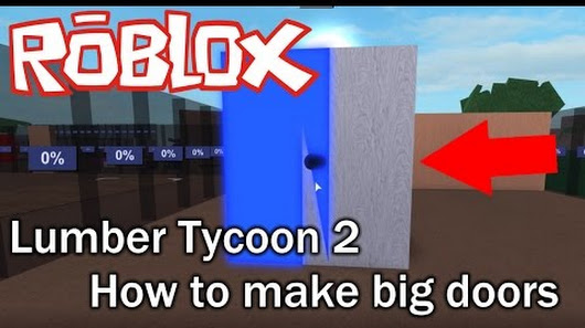how to make a auto cutter in lumber tycoon 2