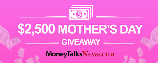 $2,500 Mother's Day Giveaway