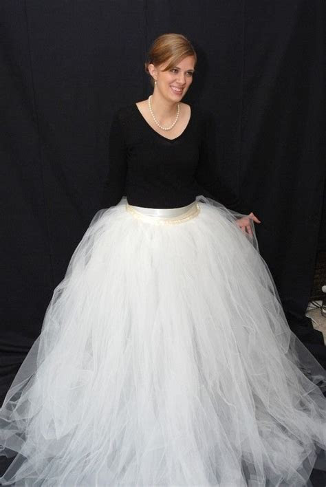 a tulle skirt that you can put over a dress   Cinderella
