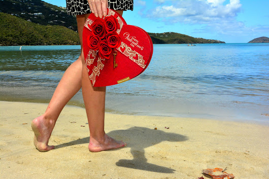 Valentine's Day: Dinner, Diamonds, or Destination? - Luggage and Lipstick