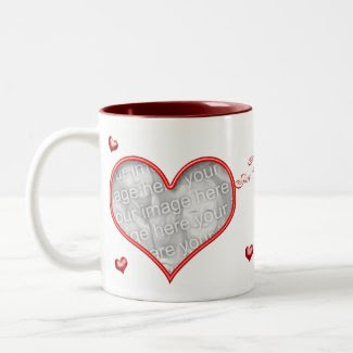 All I Want For Valentine's Day Is ... mug