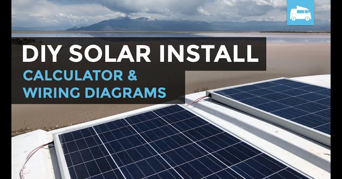 Wiring Diagram For Rv Solar