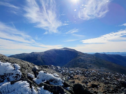 Mount Jefferson & Mount Adams (NH) via Six Husbands Trail