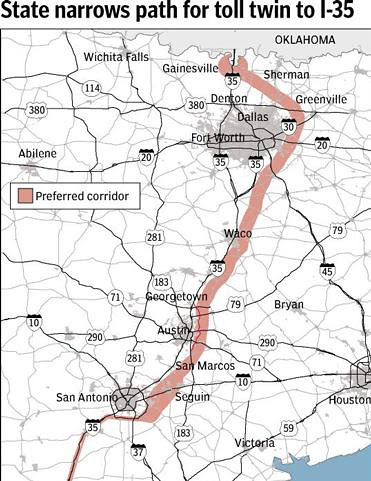 TTC-35 Map
