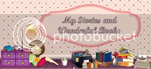 My Stories and Wonderful Books - Blog Literário