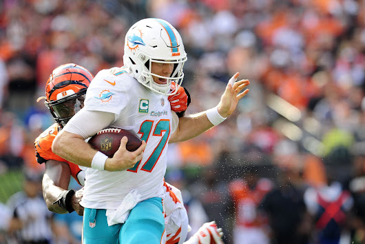 Bears' front four will hammer Ryan Tannehill and Dolphins