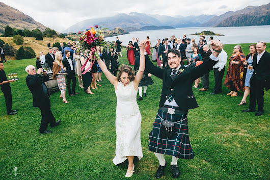 """Charlotte designed the most heartfelt, authentic and memorable ceremony"" - Your Big Day - Charlotte Winkel Queenstown Wedding Celebrant"