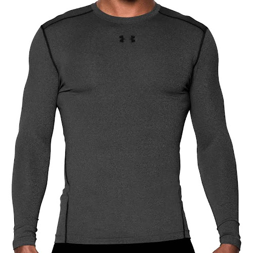 2bad62df Under Armour ColdGear Armour Compression Crew Men's Long Sleeve Shirt