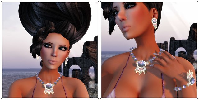 At world's end with Morea style & Crystal Line 01