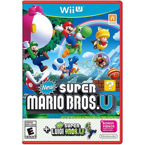 naf kart New Super Mario Bros. U with Super Luigi U   Nintendo WiiU