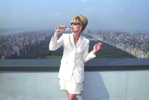 Patsy in New York City