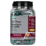 Msa Safety Works Sw10151070 Expandable Foam Ear Plugs, Box/200, 32 Db