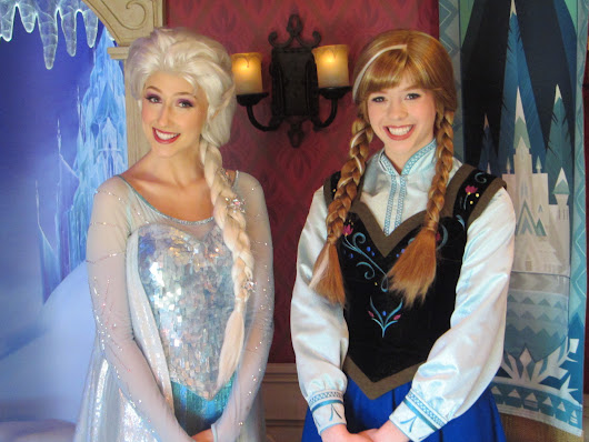 Frozen Pre-Parade Could Be Coming to Disneyland This Summer