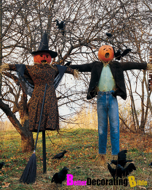 Amazing DIY Outdoor Halloween Decoration Ideas 500 x 625 · 281 kB · jpeg