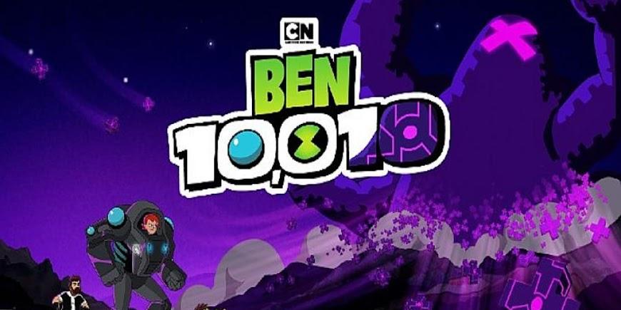 Ben 10: Ben 10,010 (2021) English Full Movie Watch Online