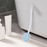 Multi-purpose Bath Shower Back Brush Long Handle Body Cleaning Massage Brush