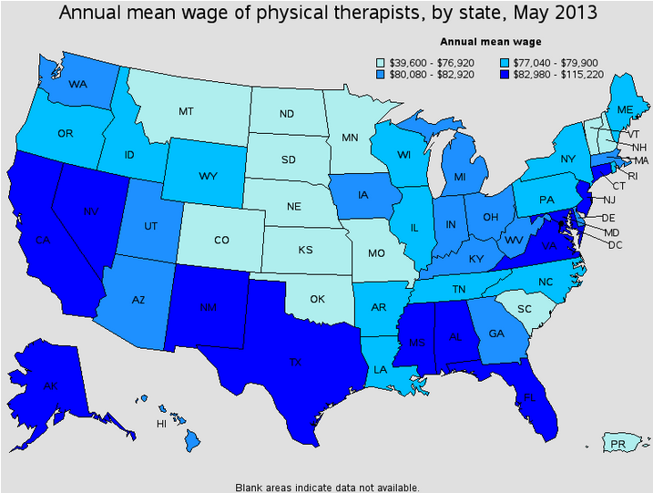What is an Average Physical Therapist Salary?