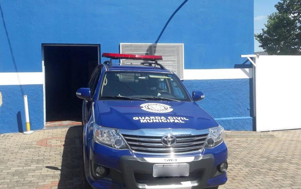 Base da Guarda Municipal de Limeira no bairro Boa Vista (Foto: Divulgação/Guarda Municipal)