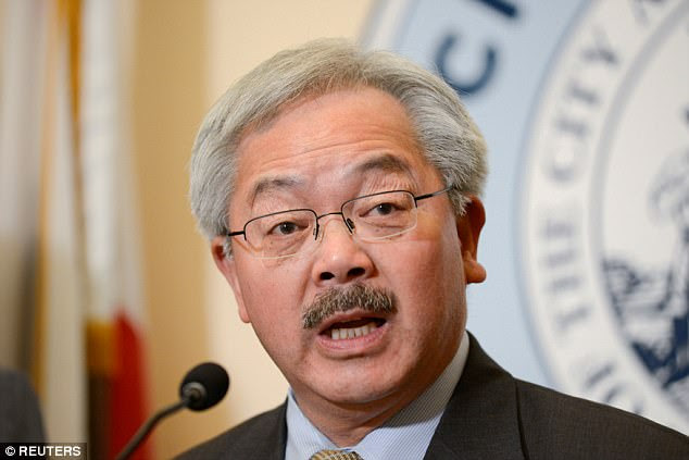 San Francisco Mayor Ed Lee suddenly died early Tuesday morning, according to local media. He was 65
