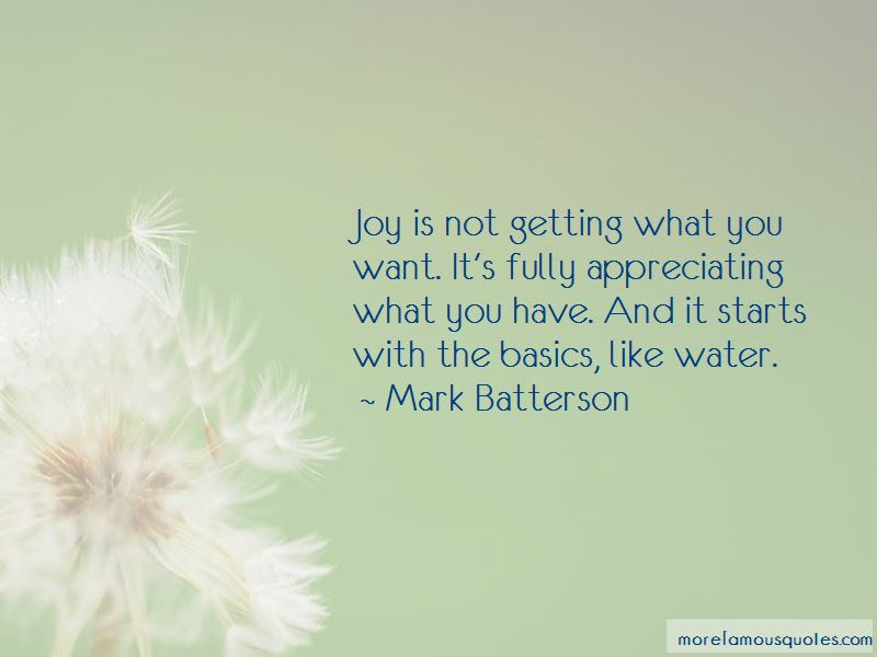 Quotes About Appreciating What You Have Top 12 Appreciating What