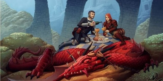 Old Spice Creates New Playable Class for 'Dungeons and Dragons'
