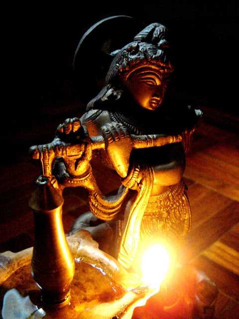 New finds take archaeologists closer to Krishna