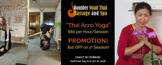 Boulder Nuad Thai Massage and Spa