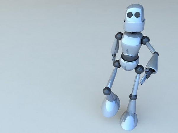 Desarrollan robots biónicos que caminan con un sistema muscular
