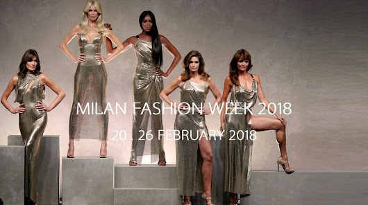 Milan Fashion Week 2018