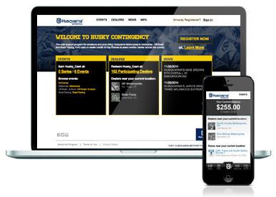 Husqvarna Announces 2015 Race Contingency Program at Racehusky.Com