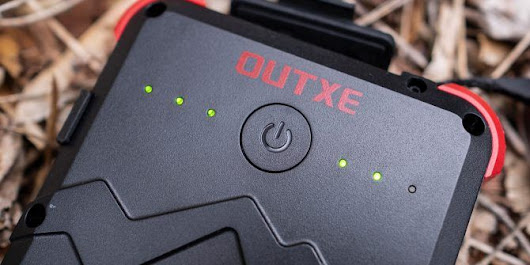 OUTXE Savage 2000mAh Rugged Portable Battery Review