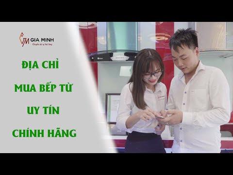 Gia Minh Group - Địa chỉ mua bếp từ nhập khẩu uy tín hàng đầu Việt Nam