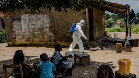 Cuts at W.H.O. Hurt Response to Ebola Crisis