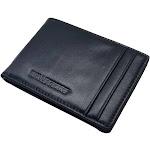 Walleteras High Capacity RFID Bifold in Black - Preferet