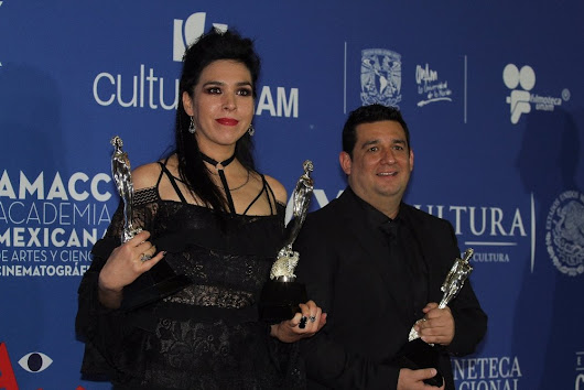 The 4th COMPANY and TEMPESTAD Top Mexico's Ariel Awards
