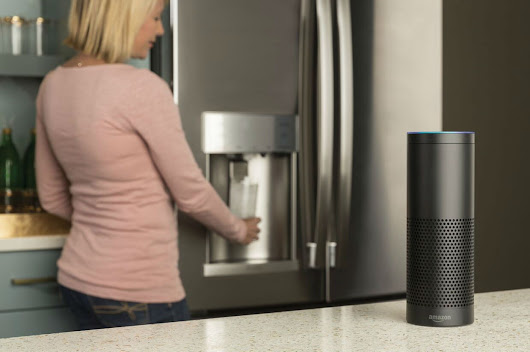 Voice-assisted platform debuts with the ability to let consumers communicate with brands at home