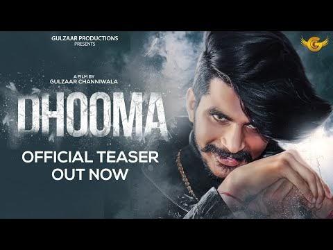 Gulzaar Chhaniwala - Dhooma   Teaser   Releasing on 15 January 2021