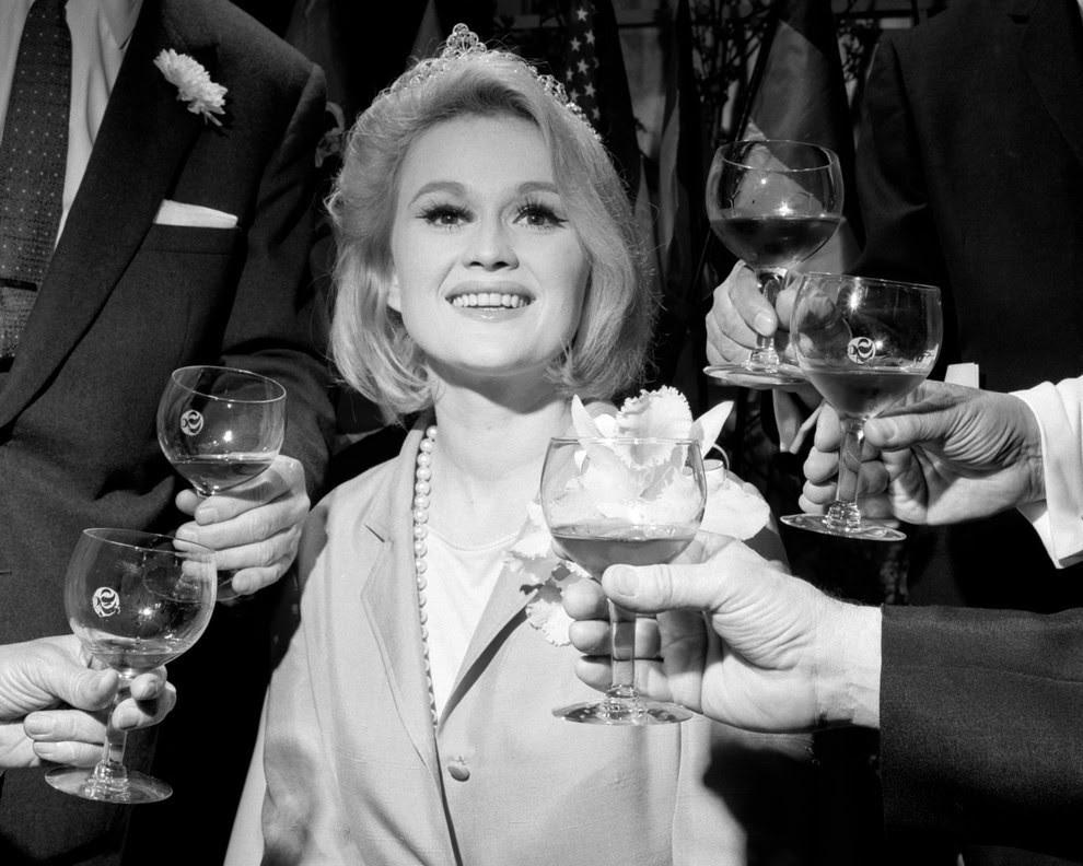 22. Королева Вина, 1965 конкурс, королева, красота