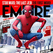 EMPIRE Magazine Summer 2017 Spider-Man Cover