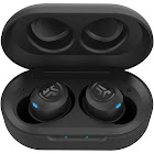 JLab Audio JBuds Air True Bluetooth Wireless In-Ear True Earphones with Mic - Black