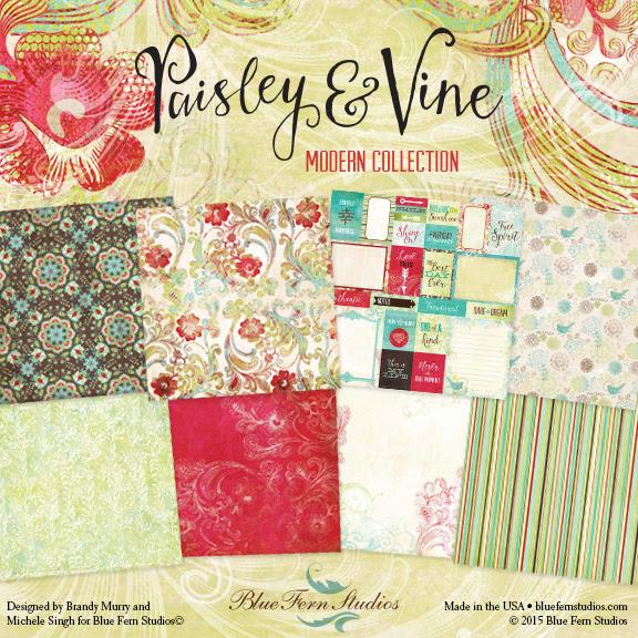 Paisley & Vine