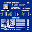 Getting in Depth with Tecmo QB's