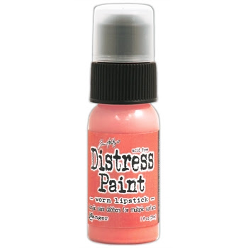 Tim Holtz Distress Paint WORN LIPSTICK Ranger TDD38900